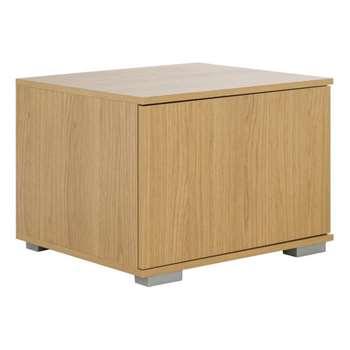 Hygena Modular Door TV Unit - Oak