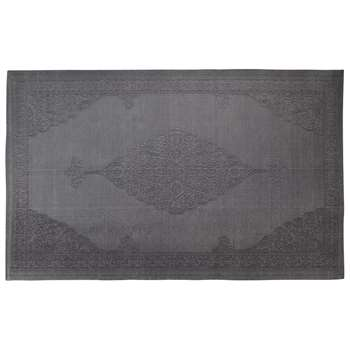 IBIZA polypropylene outdoor rug in grey (180 x 270cm)