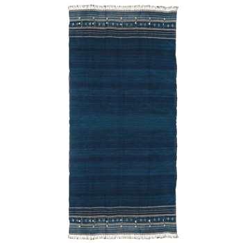 Ikaria Throw - Blue (117 x 214cm)