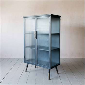 Ike Large Two Door Cabinet (H120 x W72 x D38cm)