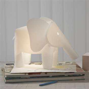 Indy Elephant Light - White