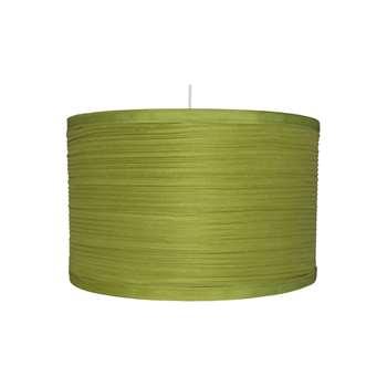 "Isabel 16"" Pendant Light Shade Green (H24 x W41 x D41cm)"