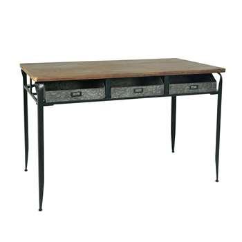 Jackson Desk (H76 x W118 x D66cm)