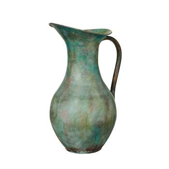 Jadis Decorative Jug - Verdigris (31 x 22cm)