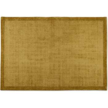 Jago Border Rug, Antique Gold (H200 x W300 x D1.7cm)
