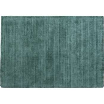 Jago Extra Large Rug, Teal (200 x 300cm)