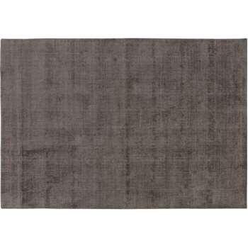 Jago Large Rug, Charcoal (160 x 230cm)