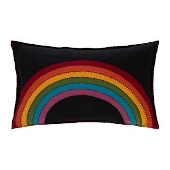 Jan Constantine - Pop Art Rainbow Cushion (H35 x W48cm)