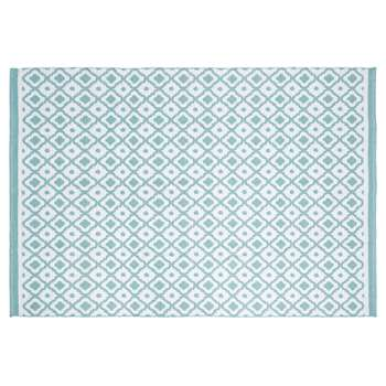 JANE Outdoor Carpet with Graphic Motifs (160 x 230cm)
