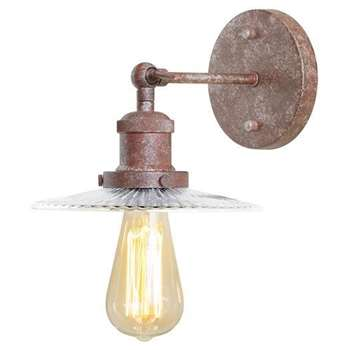Jerome Vintage Wall Light (17 x 19cm)