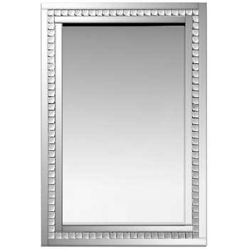 Jewel Rectangular Mirror (H90 x W60cm)