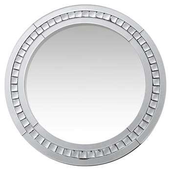 Jewel Round Mirror (Diameter 60cm)