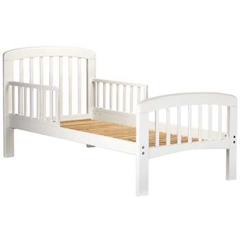 John Lewis Anna Junior and Toddler Bed, White 78 x 145cm