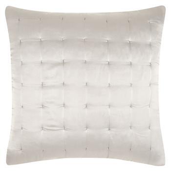John Lewis Boutique Hotel Silk Cushion Cover Grey