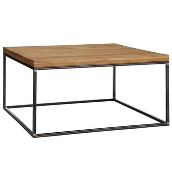 John Lewis Calia Coffee Table, Solid Oak (40 x 80cm)