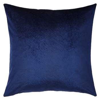John Lewis & Partners Cavendish Cushion, Sapphire Blue (H50 x W50cm)