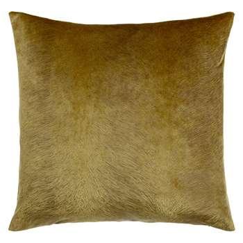 John Lewis Cavendish Cushion, Sulphur (50 x 50cm)