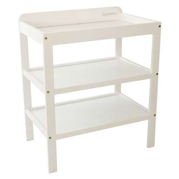 John Lewis Changing Table, White (93 x 79cm)