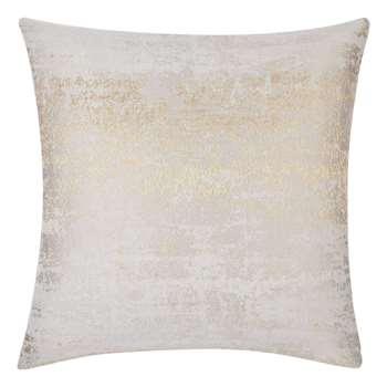John Lewis Compton Cushion, Gold (H45 x W45cm)