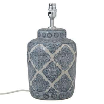 John Lewis Coraline Ceramic Lamp Base (34.5 x 18cm)
