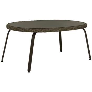 John Lewis Corsica 4-Seat Coffee Table (41 x 62cm)