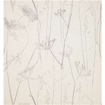 Croft Collection Grasses Wallpaper, Clover