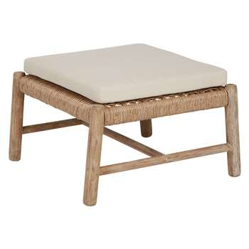 Croft Collection Islay Large Footstool (32.5 x 60cm)