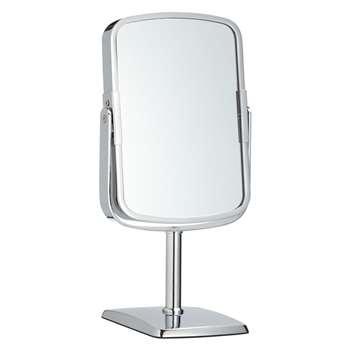 Croft Collection Skye Pedestal Mirror (28 x 12cm)