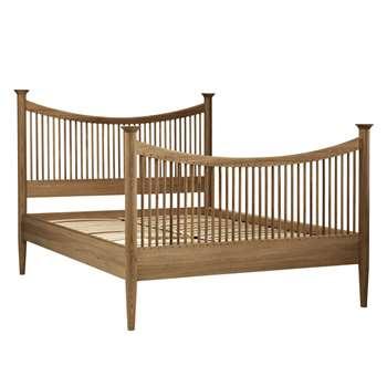 John Lewis Essence High End Bed Frame, Oak, Super King Size 125 x 196cm