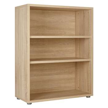 John Lewis Estelle Low Bookcase (113 x 89cm)