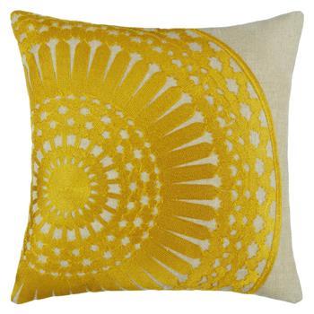 John Lewis Figueria Cushion Saffron