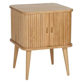 John Lewis Grayson Storage Side Table (58 x 45cm)