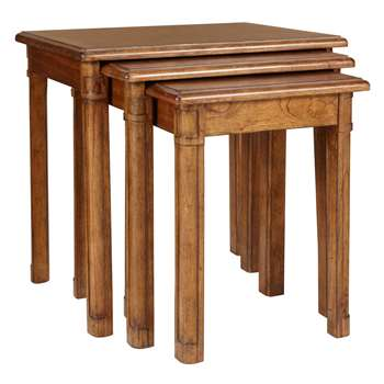 John Lewis Hemingway Nest of 3 Tables (Width 56cm)