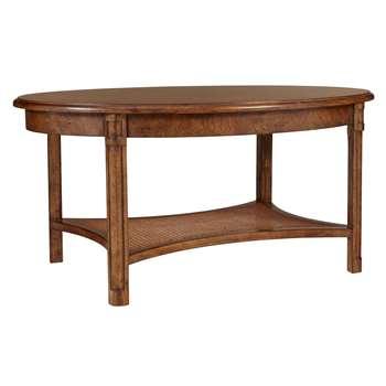John Lewis Hemingway Oval Coffee Table (Width 110cm)