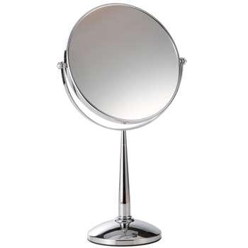 John Lewis Large Round Mirror (50 x 25cm)