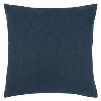 John Lewis Linen Cushion Navy
