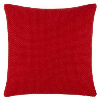 John Lewis Luce Cushion, Crimson