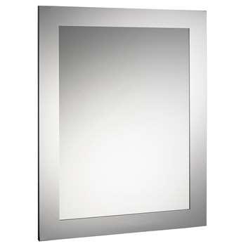 John Lewis Opus Wall Mirror (H60 x W45 x D1.5cm)