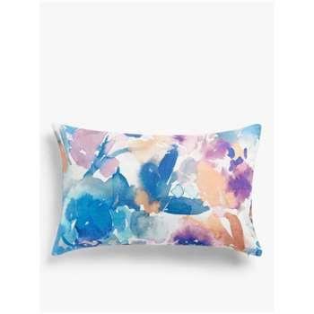 John Lewis & Partners Amaryllis Cushion, Multi (H40 x W60cm)