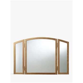 John Lewis & Partners Essence Gallery Mirror (H62 x W92 x D2cm)