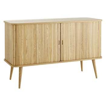 John Lewis & Partners Grayson Storage Sideboard, Natural (H76 x W120 x D45cm)