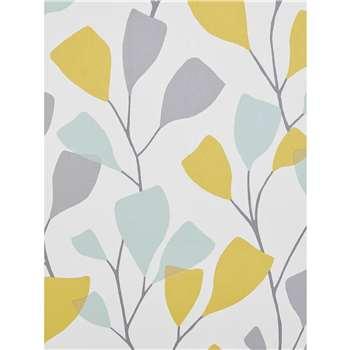 John Lewis & Partners Ines Wallpaper, Multi (H1000 x W52cm)