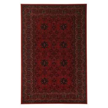 John Lewis & Partners Royal Heritage Imperial Baktian Rug, Red (H160 x W240cm)