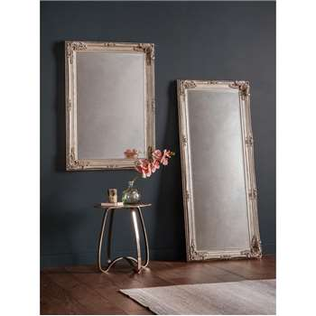 John Lewis & Partners Sophia Leaner Mirror, Champagne (H156 x W67 x D7.5cm)