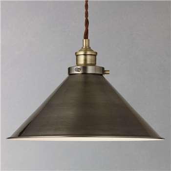 John Lewis Tobias Resto Pendant Ceiling Light 20.5 x 30.5