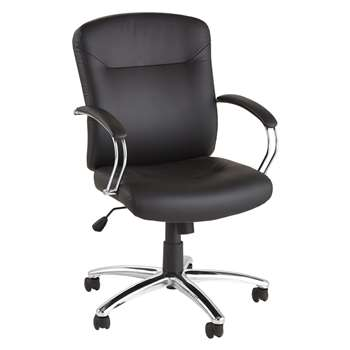 John Lewis Warner Faux Leather Office Chair (96 x 59cm)