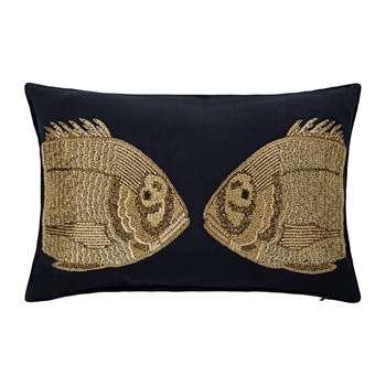 Jonathan Adler - Aquatica Fish Cushion (30.5 x 50.8cm)