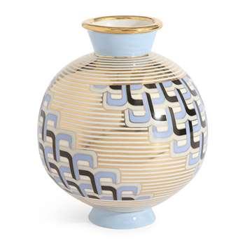 Jonathan Adler - Versailles Puzzle Vase (H23.5 x W19.5 x D19.5cm)