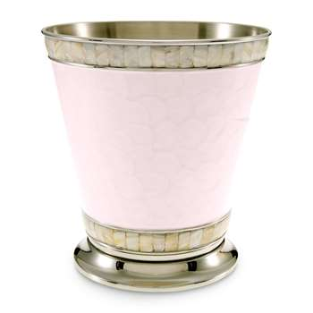 Julia Knight - Classic Waste Paper Basket - Pink Ice (H25 x W21.5 x D21.5cm)