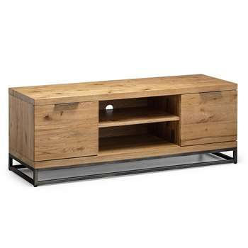 Julian Bowen Brooklyn TV Unit (H51 x W135 x D45cm)